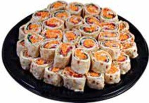 Party Pinwheel Platter