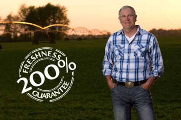 200% Freshness Guarantee
